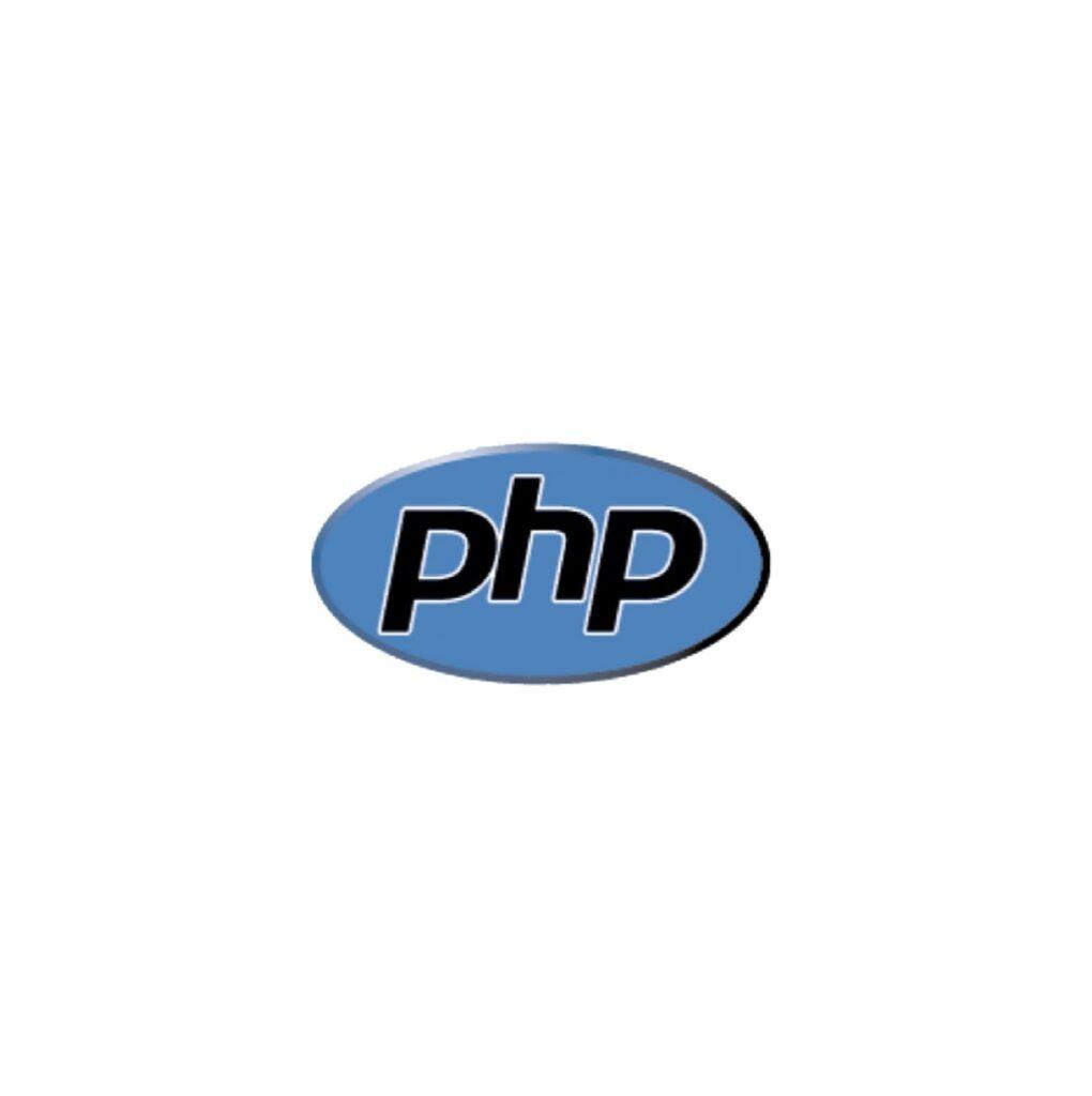 Trabajamos con lenguaje de programación php para hacer personalizaciones y soporte técnico.